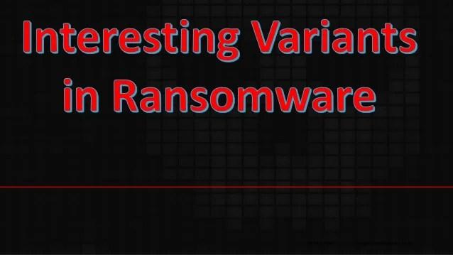 Ransomware: History. Analysis. & Mitigation - PDF