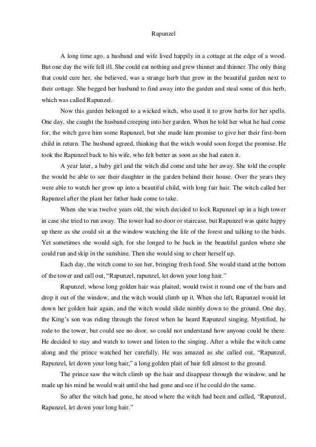 Teks Naratif Bahasa Inggris Dan Artinya Berbagai Teks ...