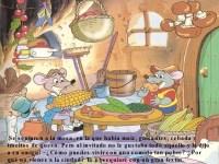 Raton de campo y raton de ciudad