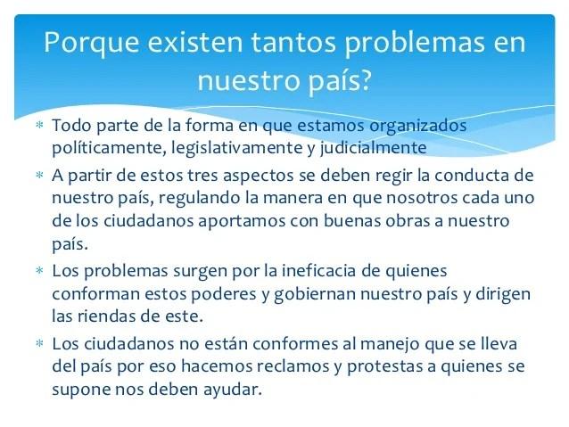Realidad Peruana En El Contexto Actual 2012