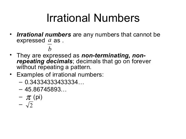 venn diagram of rational and irrational numbers wiring for kenwood stereo realnumbersystemnotes (1)