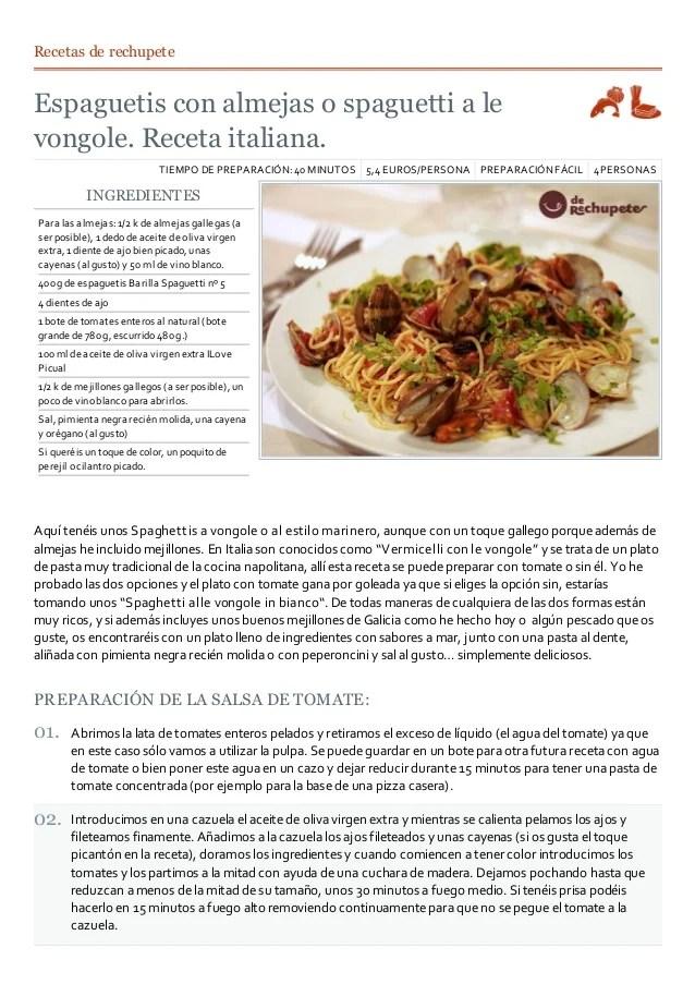 Recetas cocinaitalianaweb