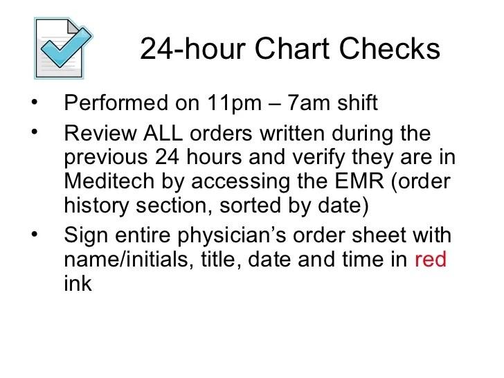 hour chart checks  also recording reporting rh slideshare