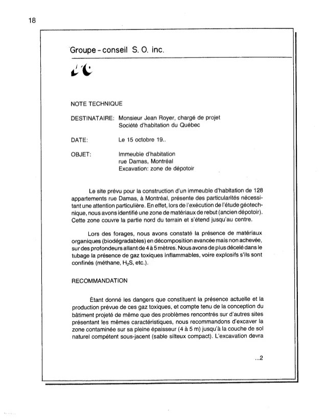 Exemple Note Administrative Avec Propositions : exemple, administrative, propositions, Redaction, Technique, Administrative