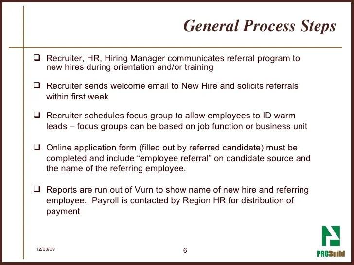 employee referral program form