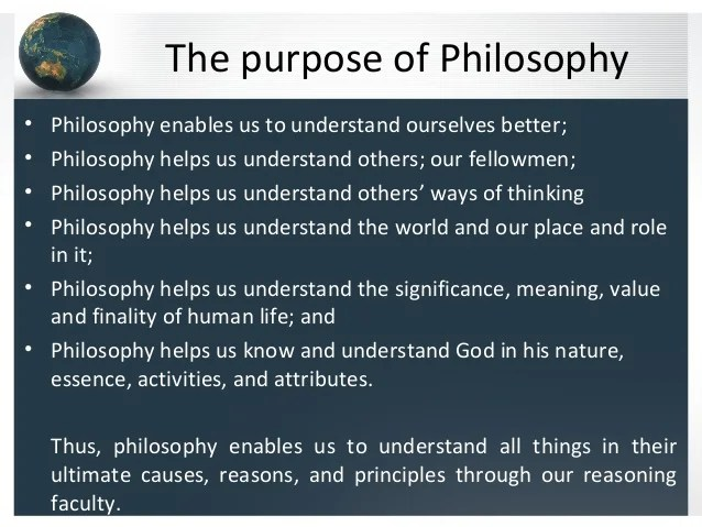 Understanding Humans Existence and the Valuing Process