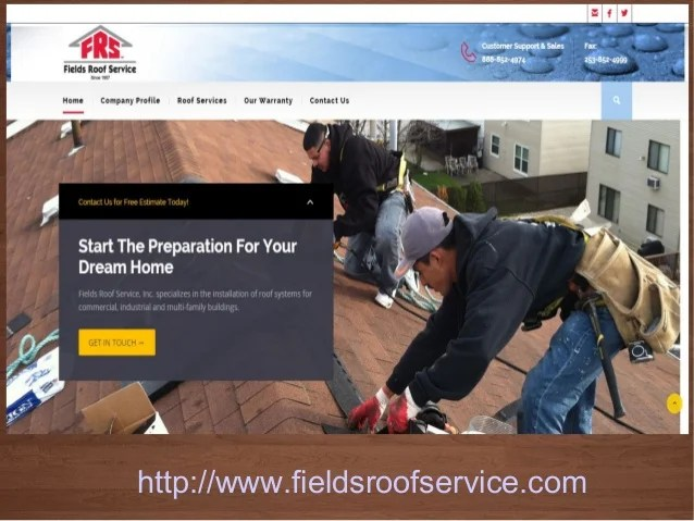 Best Professional Roofing Service By FRS