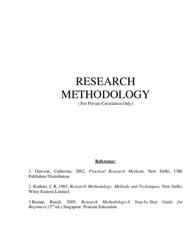 Research Methodology Format Thinkpawsitive Co