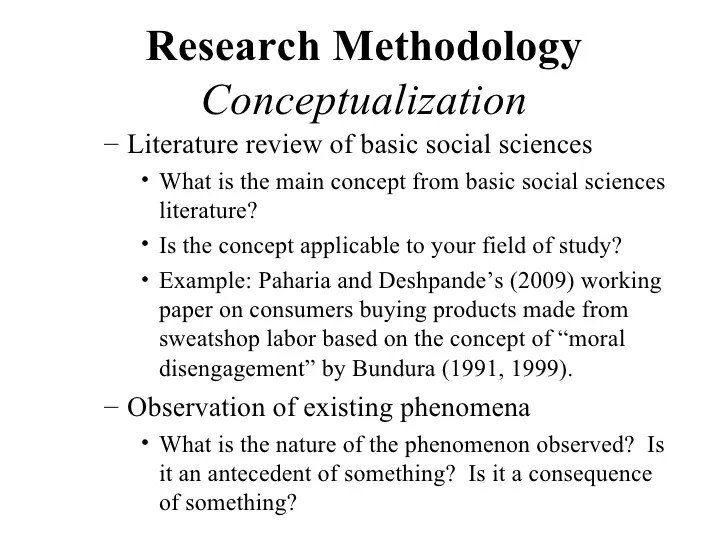 Example Methodology Research Paper Essay Academic Service