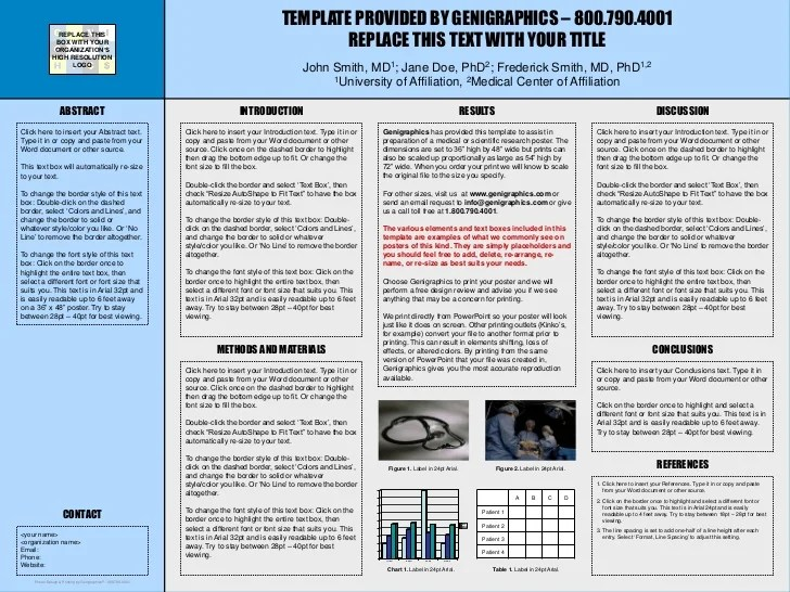 research poster 36 x 48 a