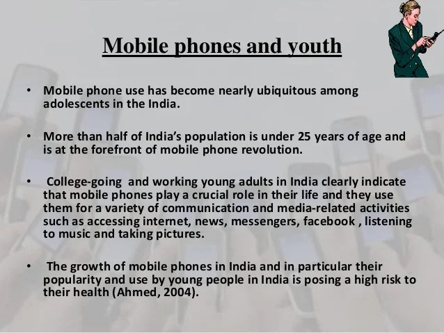 Sample Research Proposal On 'mobile Phone Usage And Health