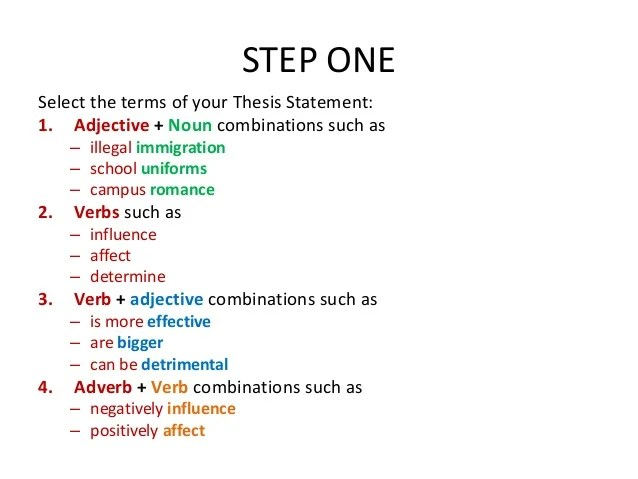 Thesis Statement Examples Short Stories Zoa6 : Thesis Statement Examples