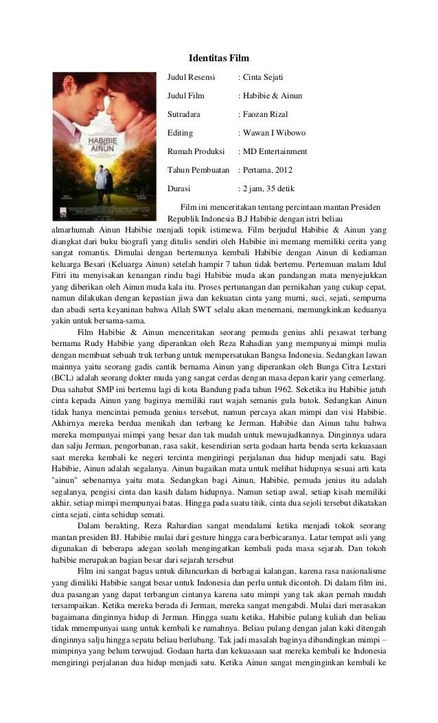 Contoh Review Text Film : contoh, review, Contoh, Review, Novel