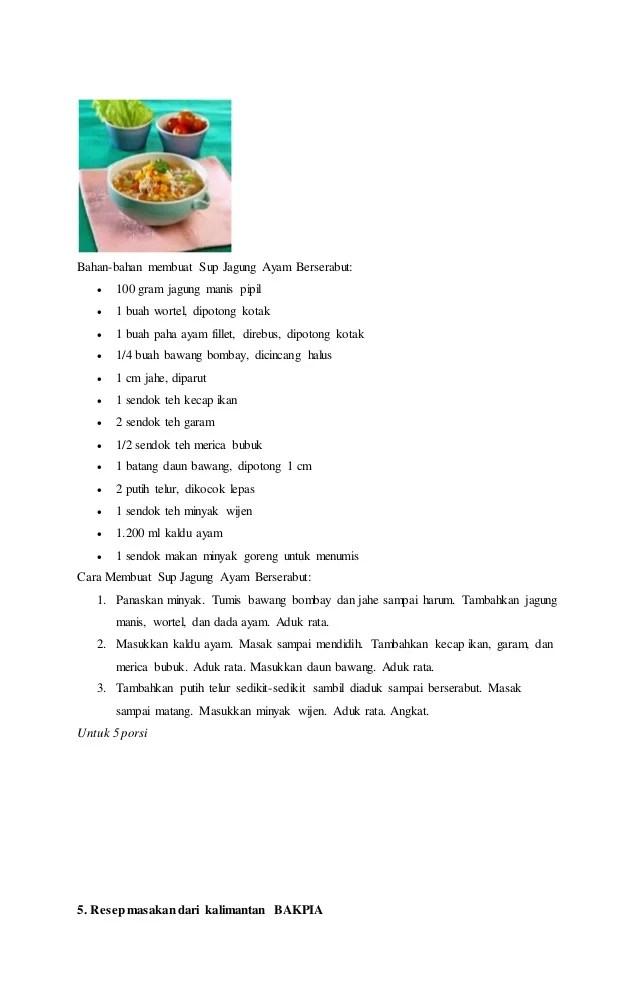 Makanan Dari Serealia : makanan, serealia, Buatlah, Sebuah, Resep, Olahan, Makanan, Minuman, Menggunakan, Bahan, Serealia, IlmuSosial.id