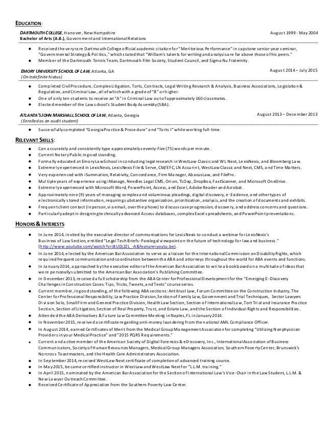 uc davis resume sample