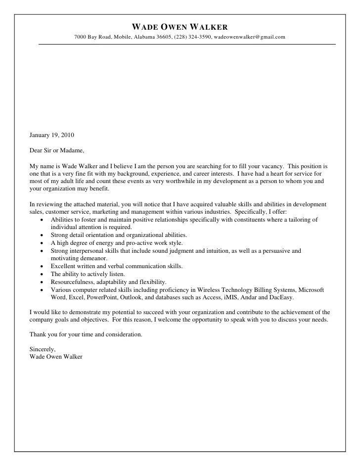 how to write a cover letter for barnes and noble