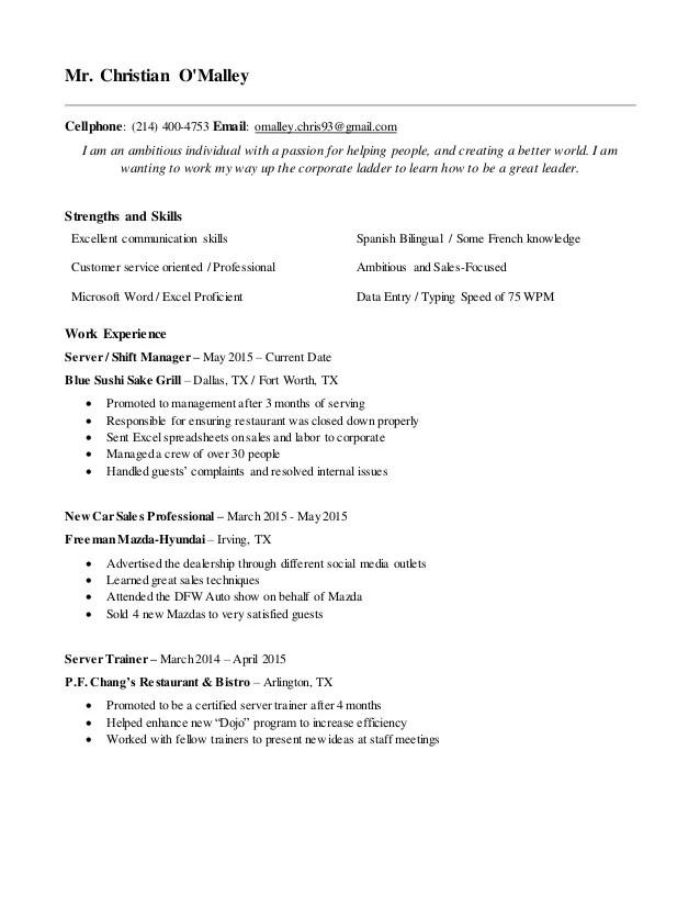 Dfw Auto Leader : leader, Customer, Service,, Sales,, Management, Resume