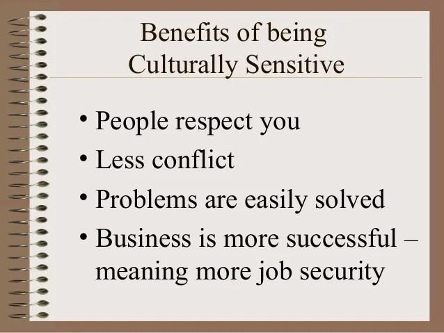 respect diversity resume examples