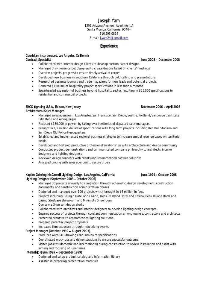portfolio specialist resume