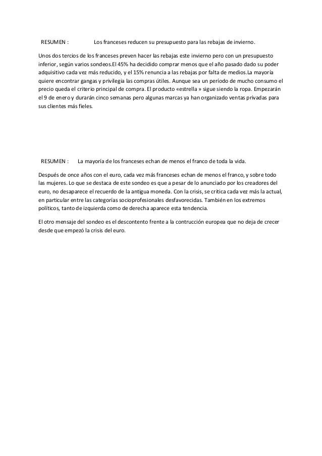 Resumen 2 Textos Cortos