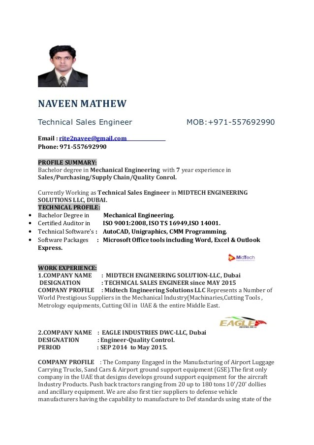 resume profile summary for sales