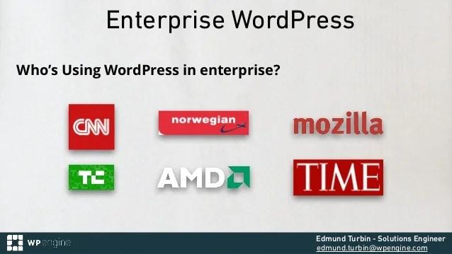WordPress and Reverse Proxy slideshare - 웹
