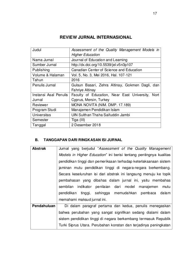 Review Jurnal Internasional Manajemen Resiko Theme Listing