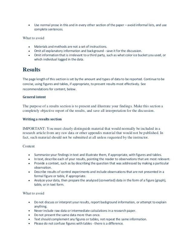 Scientific Method Research Paper Example : scientific, method, research, paper, example, Research, Paper, Scientific, Method