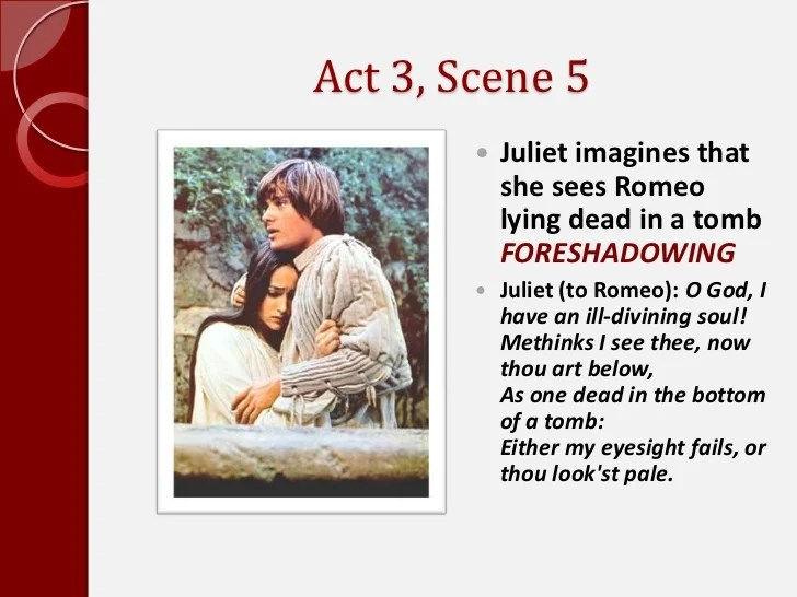 Romeo And Juliet Act 3 Summary Notes