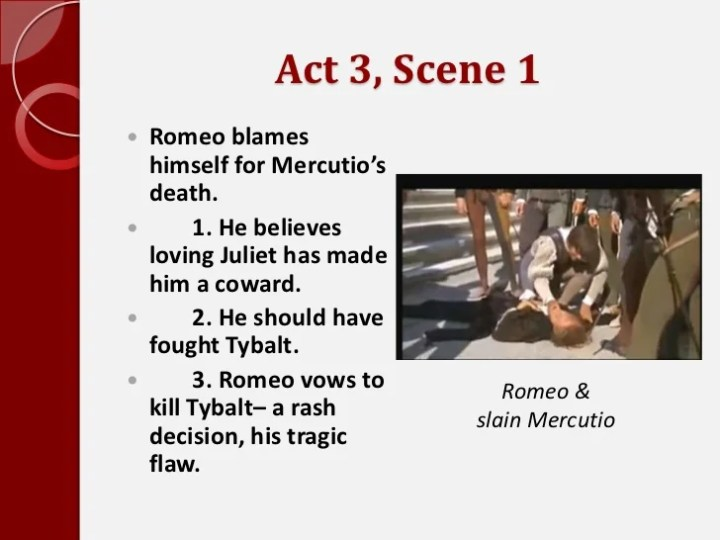 Romeo and juliet conflict essay notes
