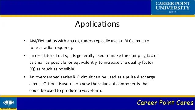 Slide 7 Of 8 About The Circuit The Circuit Is