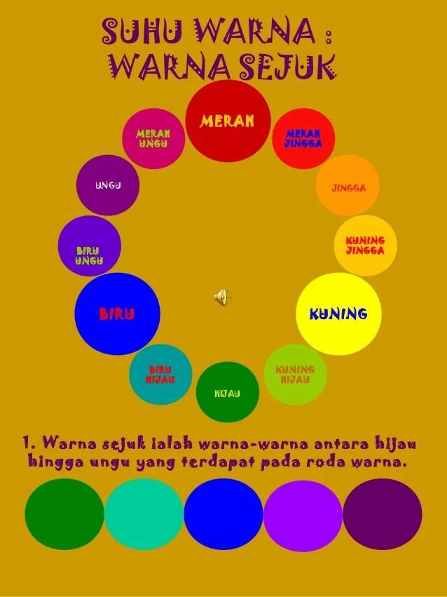 Contoh Warna Panas : contoh, warna, panas, Warna