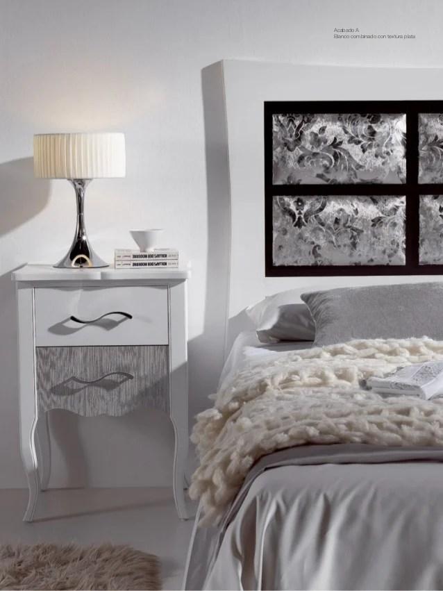 Muebles Dormitorios de matrimonio ROMANTIC