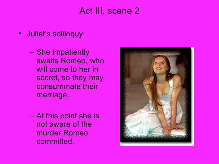 Image Result Forysis Of Act Scene Romeo And Juliet