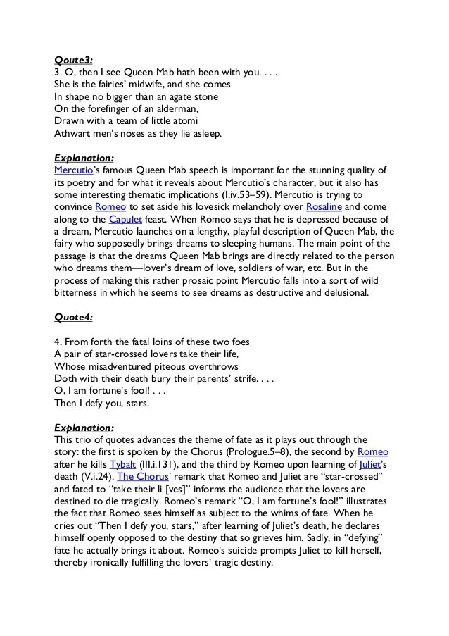 essay on themes in romeo and juliet A collection of essays designed to guide and assist the revision of theme in  romeo and juliet themes included are destiny, love, conflict.