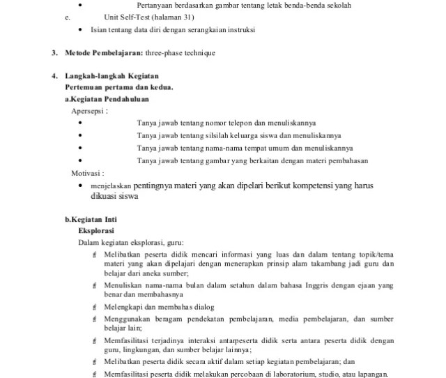 Topik Contoh Dialog Deskripsi Benda Kalimat Dalam Bahasa Inggris