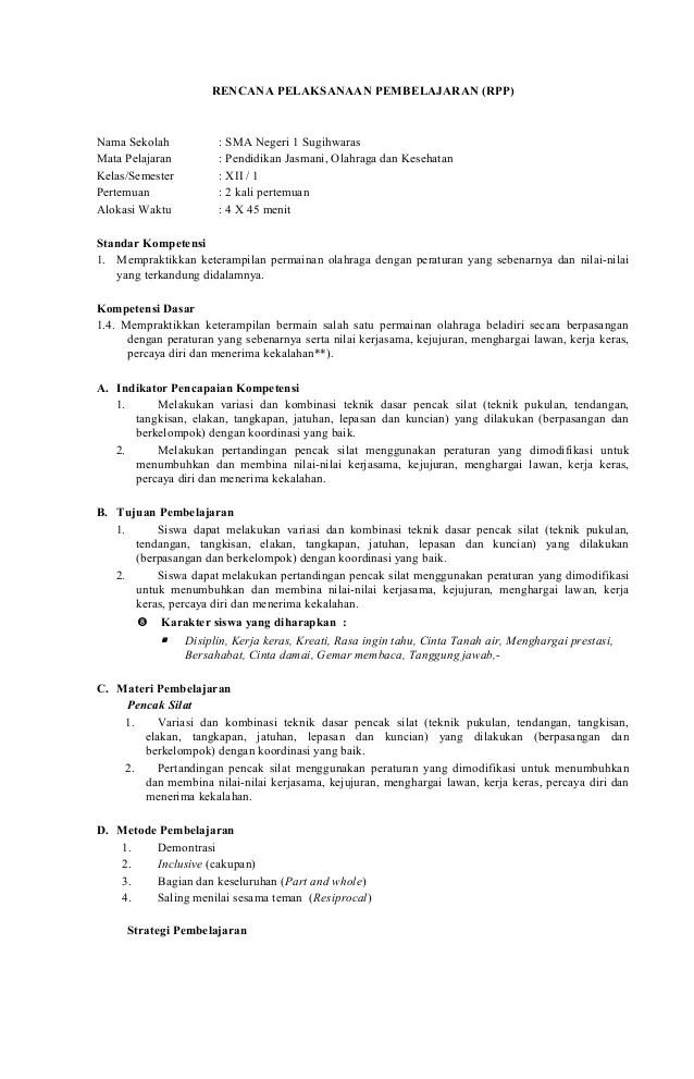 Materi Pencak Silat Kelas 10 : materi, pencak, silat, kelas, Pencak-silat