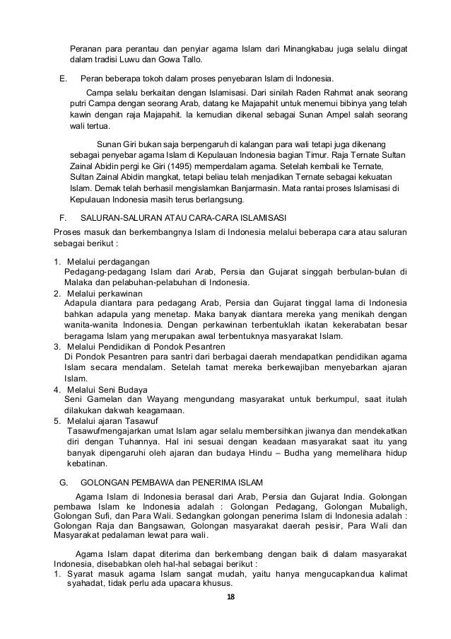Beberapa Peran Tokoh Pengembang Agama Islam Di Indonesia : beberapa, peran, tokoh, pengembang, agama, islam, indonesia, Tokoh, Berperan, Dalam, Penyebaran, Agama, Islam, Indonesia