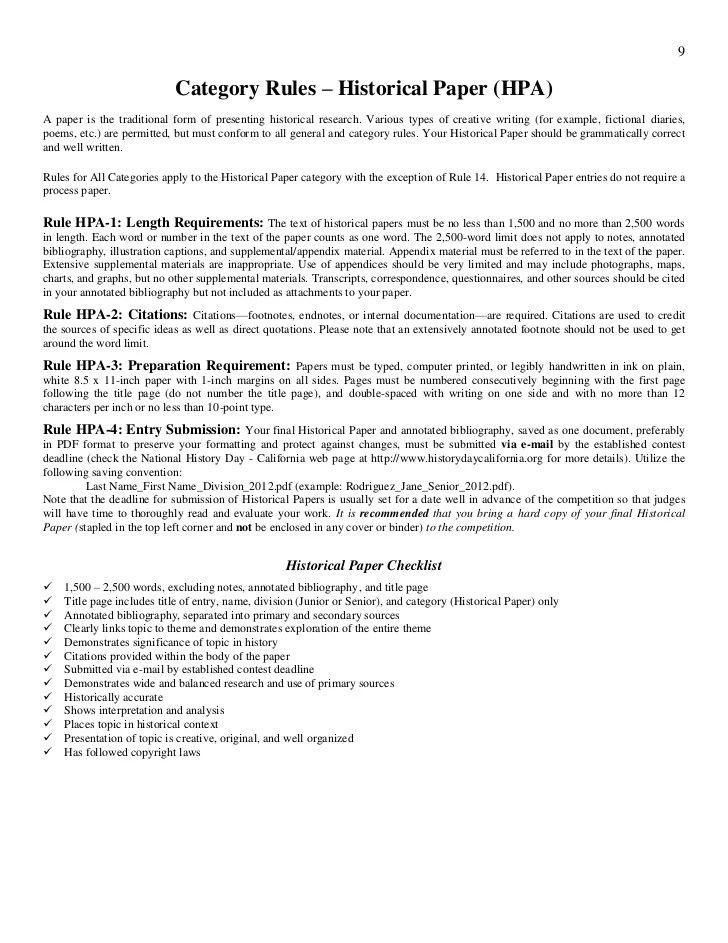 Research Paper Writing Contest Original Content