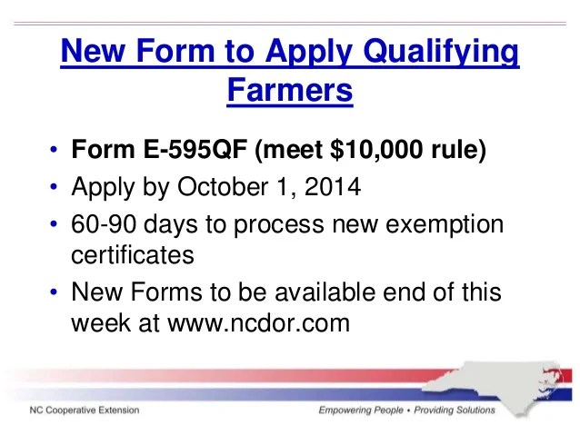ncdor tax exempt form - Narsu.ogradysmoving.co