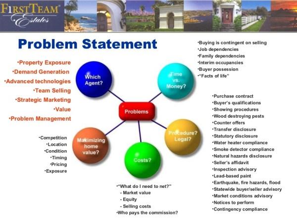 Problem Statement Competition Location