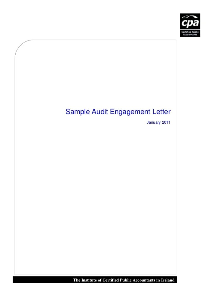 Letter Of Engagement Employment Contract   Best   Resume   Samples