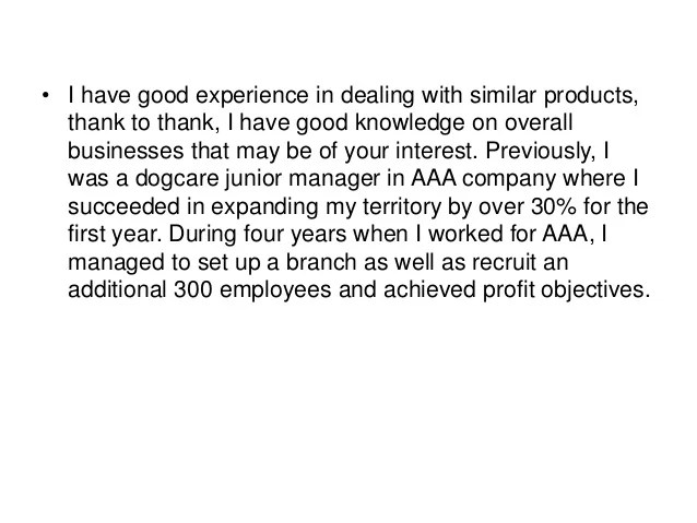 Cover Letter For Company You Previously Worked Heres An Example Of A Great