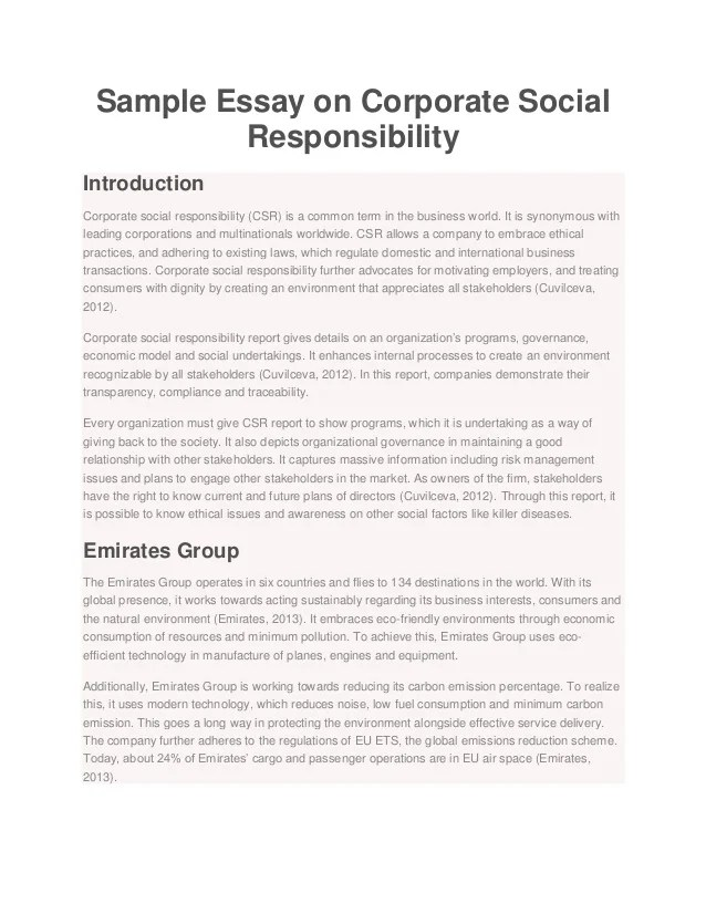 corporate social responsibility resume examples examples of resumes antithesis abbreviation crossword popular definition essay