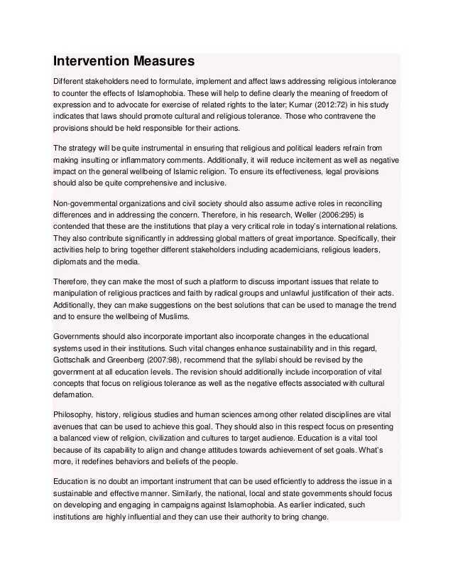 Essay On Muslim Religion Essay On Islam Important Essays Outlines