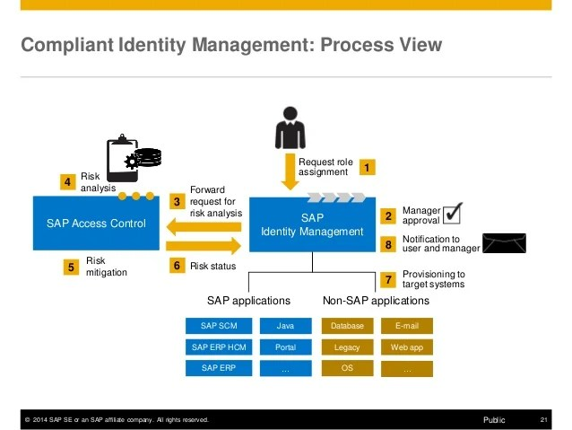 Sap Security Policy