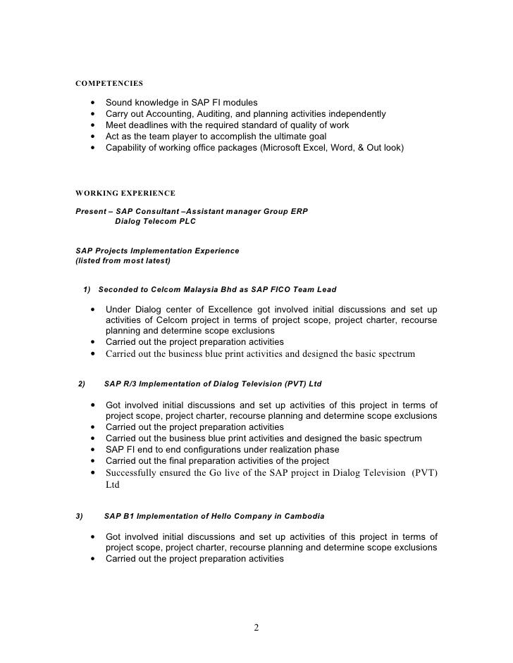 Cover letter for sap bi consultant  writinggroup694web