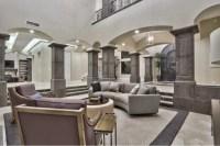 Transitional Home Design - Formal Living Room