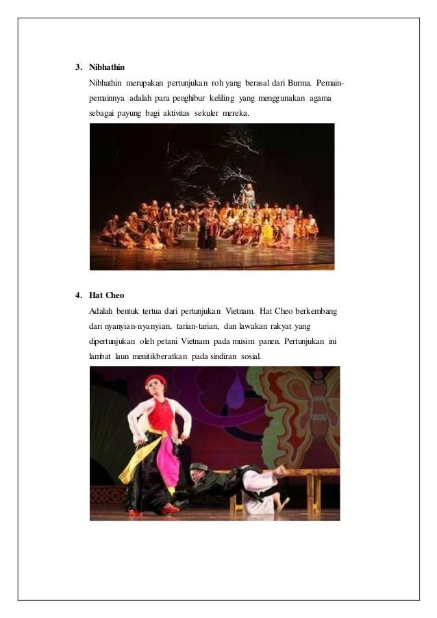 Jenis Teater Tradisional Asia : jenis, teater, tradisional, Teater