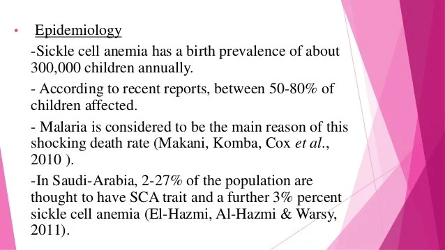 Sickle Cell Anemia Essay Research Paper On N Auto Sector Custom Term